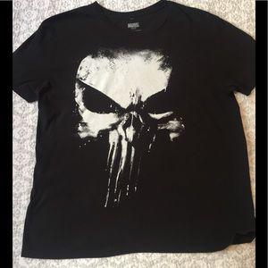 Men's Marvel The Punisher t-shirt